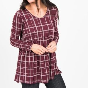New Agnes & Dora Large long sleeve Muse top